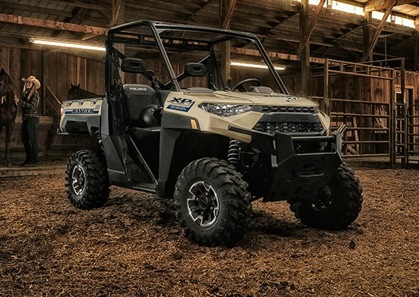 Polaris Ranger utility side by side models at Pocono Motorsports